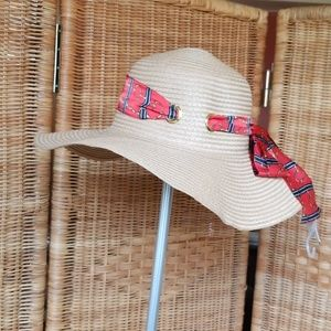 7081a3922 Cool Beige Paper Sun Hat One Size Fits All NWT